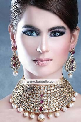 Kundan Wedding Jewellery Sets Woodside New York NY USA