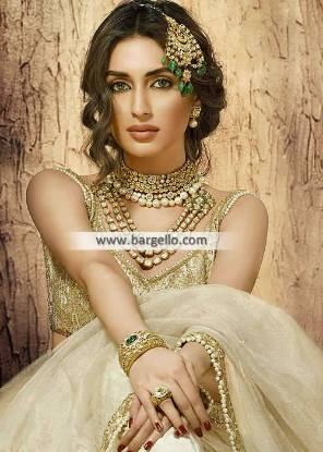 Kundan Polki Bridal Jewellery Sets Fairfield New Jersey NJ USA