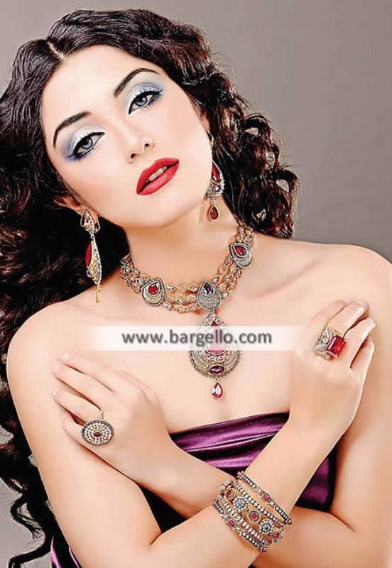 Asian Party Jewellery Pakistani Jewellery Sets Farmington Hills Michigan MI USA