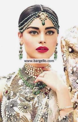 Pakistani Bridal Jewellery Sets Melbourne Australia
