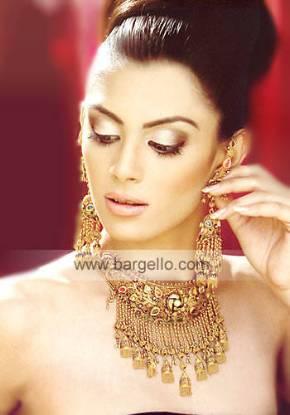 Mughal Mughlai Mughalai Jewellery Set Jewelry Designs Pakistan