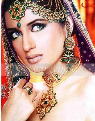 Pakistani Bridal Jewelry Sets California USA Indian Wedding Jewelry