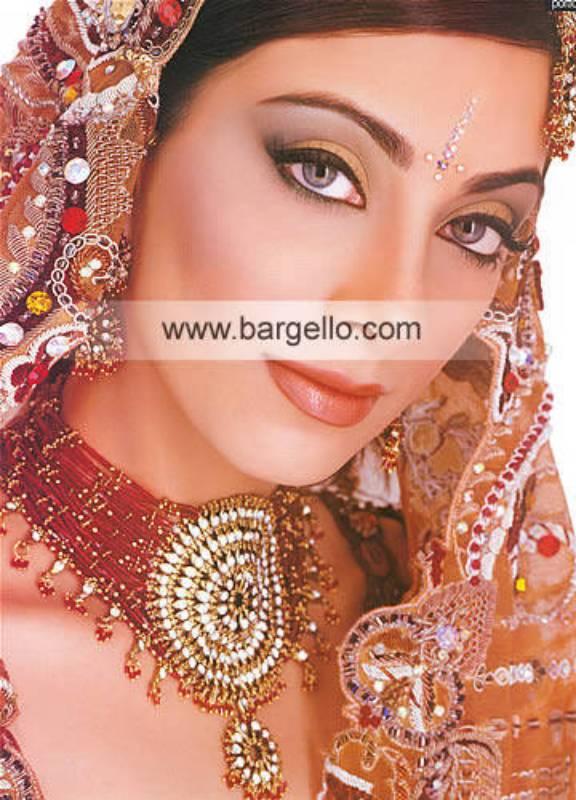Indian Jewelry Gujrat, India, Rajhistani Kundan Jewelry