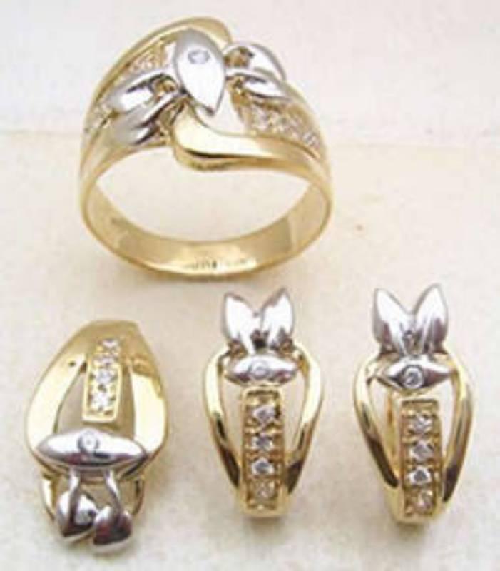Desi Jewellery Shops putting high end range from Pakistan