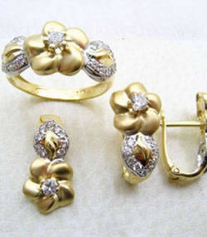 Gold Jewelry Jewellery Shops Clifton Karachi Pakistan