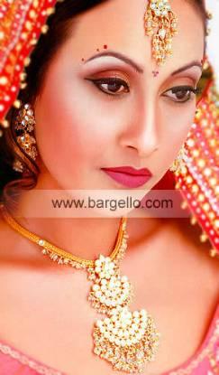 Indian Pakistani Bridal Jewellery Designs by Bargello
