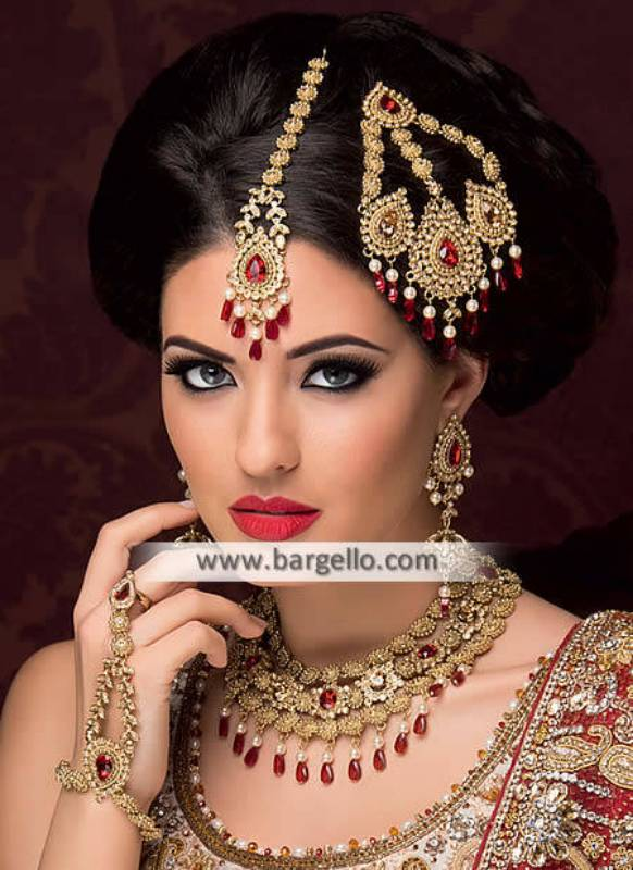 Indian Polki Necklace Jewellery Sets Polki Necklace with Earring Bracelet