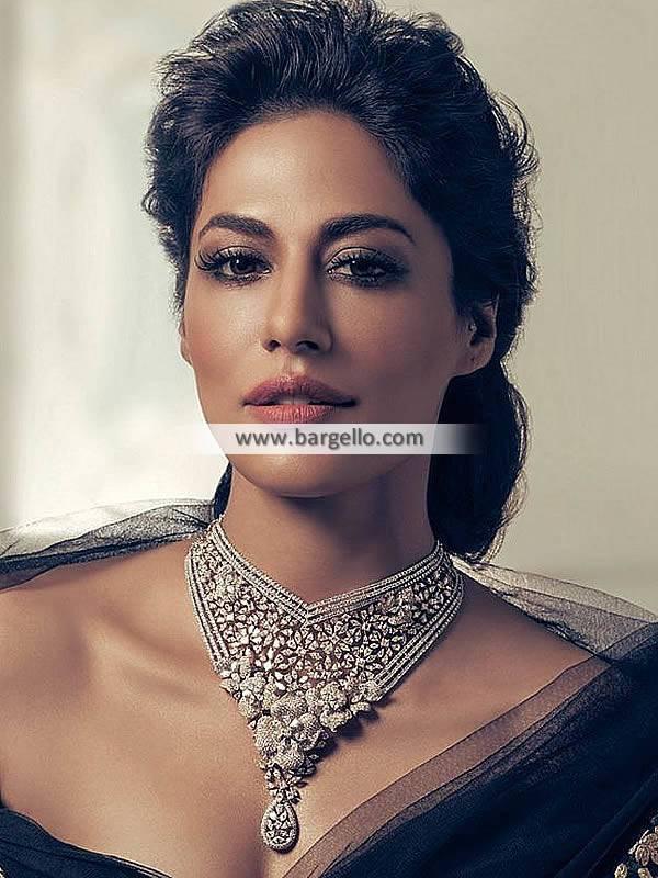 Indian Designer Necklace for Next Formal Event Milton England UK