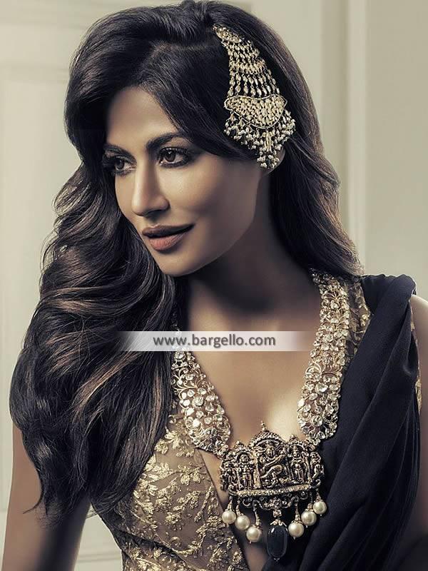 Gold Plated Kundan Jewellery Sets Leicester England UK Pakistani Designer Jewellery