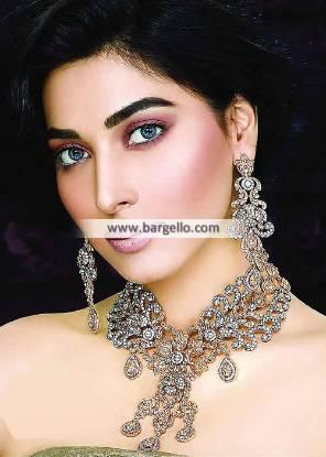 Artificial Wedding Jewellery Sets Ilford UK Pakistani Choker Jewellery Sets