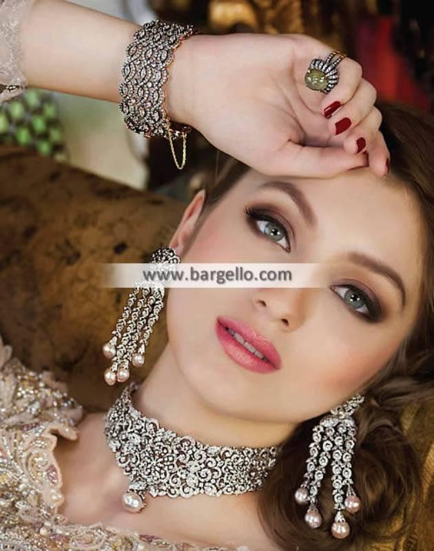 Party Wear Fashion Jewellery Set Glasgow Scotland Pakistani Fashion Jewelry Sets