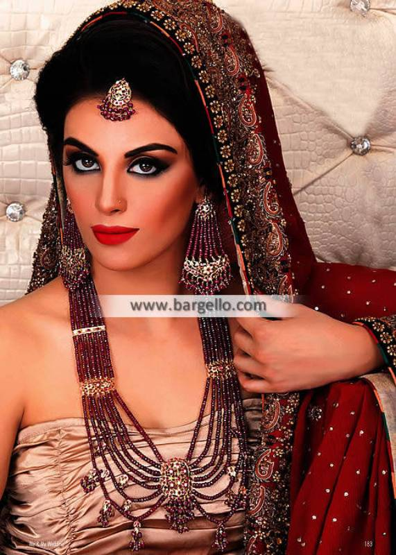Awesome Long Rani Haar Halifax UK for Wedding and Special Occasions