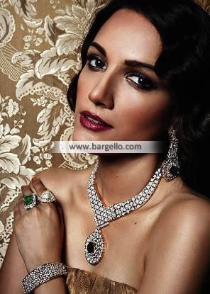 925 Sterling Silver Jewellery Sets Birmingham UK Beautiful Diamond Jewellery Sets