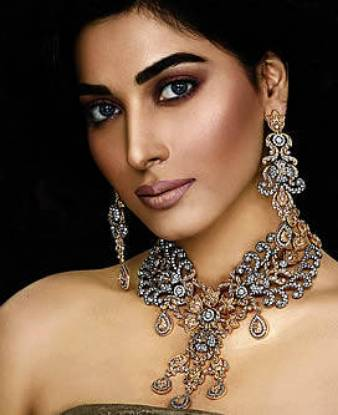 Artificial Matching Necklace Matching Earrings Jewellery Sets for Evening and Party