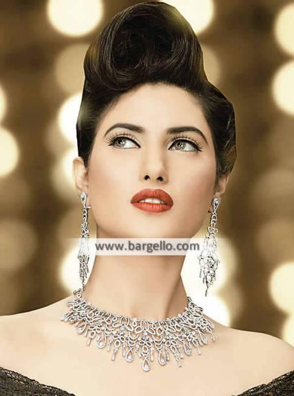 Fashion Jewellery Pakistan Zircon Jewelry Sets Irving Texas TX US