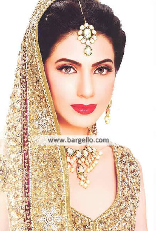 Zircon Bridal Jewellery Gold Plated Jewellery Sets San Antonio Texas TX USA
