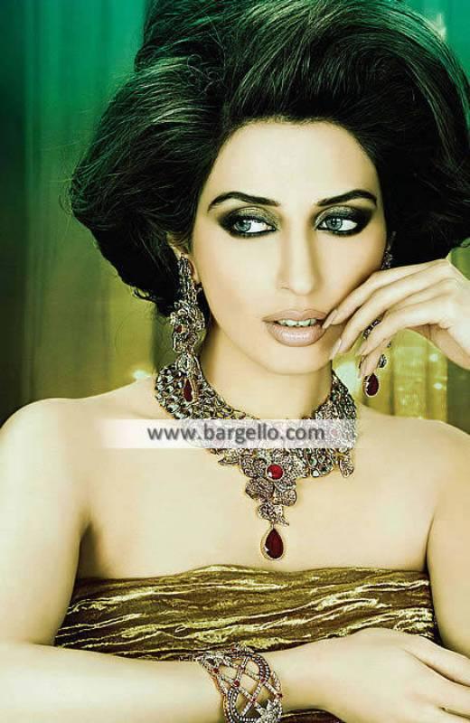 Pakistani Party Jewellery Jewelry Sets Ypsilanti Michigan US