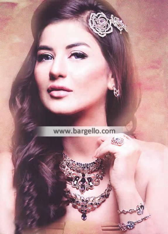 Pakistani Indian Designer Jewellery Sets Novi Michigan US