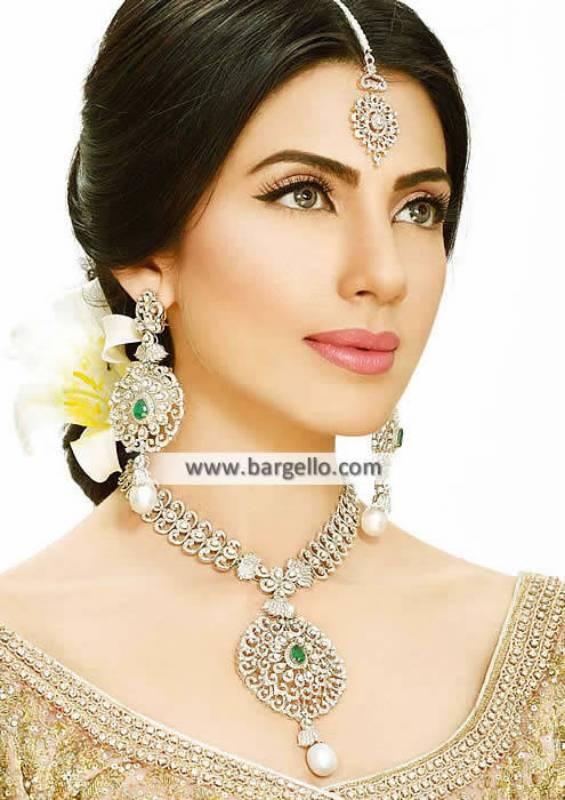 Pakistani Designer Jewellery Sets Paramus New Jersey NJ USA