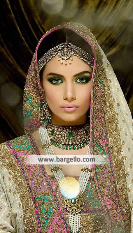 Exquisite Asian Bridal Rani Haar Jewellery Sets Canton Michigan US