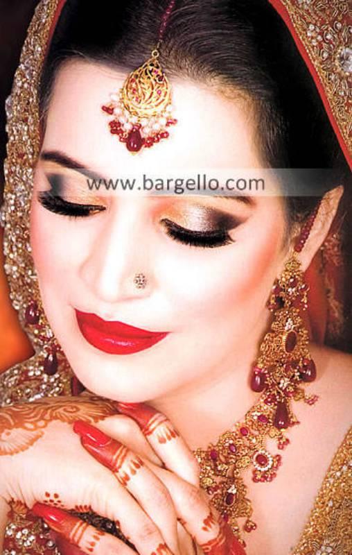 Charming Indian Gold Plated Jewellery Sets Atlanta Georgia USA Ruby Stone Jewllery Sets