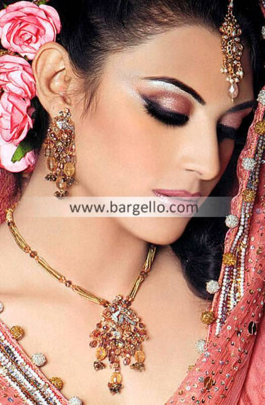 Marvelous Light Party Wear Jewellery Sets Tennessee USA Artificial Jewellery Sets