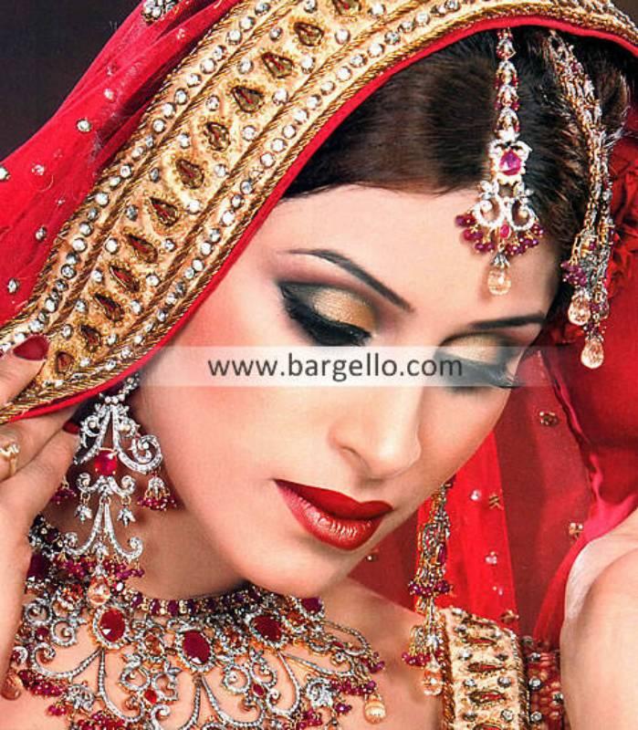 Gorgeous Indian Wedding Jewellery Sets Lillestrom Silver Jewellery Sets Skjetten Skedsmo Norway