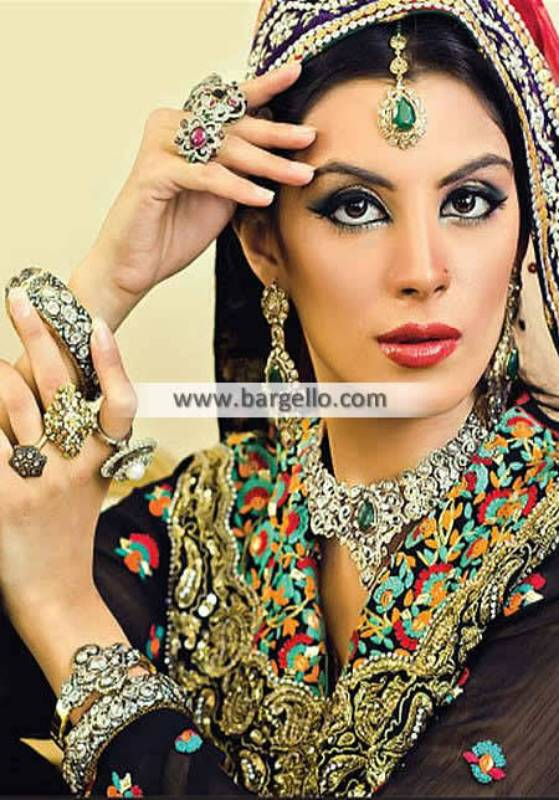 Marvelous Indian Bridal Jewellery California USA