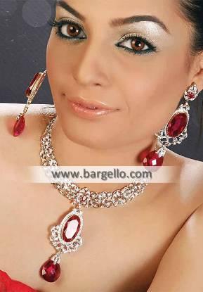 Beautifull Daimond Bridal Jewellery Sets Artificial Daimond Jewellery Sets