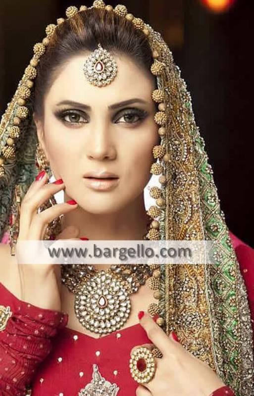 Attractive Kundan Bridal Jewellery Sets Artificial Kundan Jewellery Sets