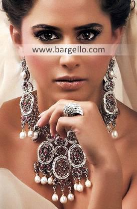 Fashion Jewelry Jewellery India Pakistan South London Ilford, Pakistani Bridal Jewelry South London