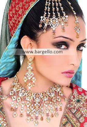 Wedding Bridal Jewellery Jewelry India, Indian Pakistani Jewellery Wholesale Export to UK USA Canada