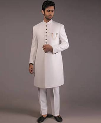 High Quality Menswear Sherwani Croudon London UK Wedding Sherwani