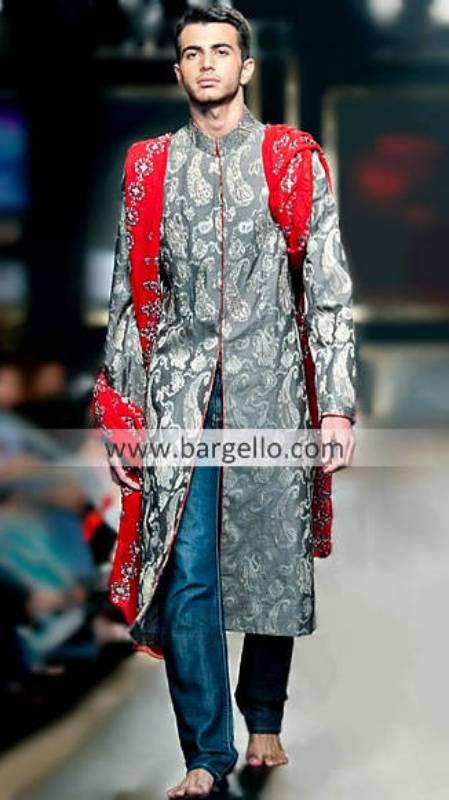 Wedding Sherwani For Men Price New York NY, Indian Sherwani Suits Colorado, Sherwani For Boys Canada