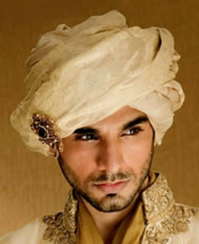 Stylish Organza Turban for Mens Traditional Sherwani Turbans Saihat Al Qatif Saudi Arabia