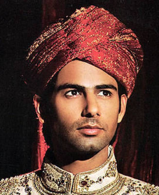 Beautiful Asian Turban Designer Men Sherwani Turban Croydon England UK