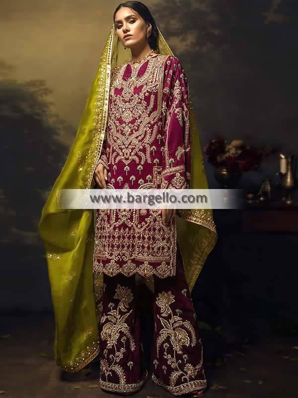 Pakistani Bridesmaid Dresses Pakistani Wedding Dresses UK USA Canada Australia