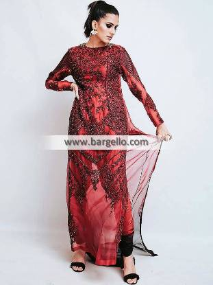 Pakistani Evening Dresses, Evening Dresses Pakistan, Pakistani Evening Dresses Kingston, Pakistani Evening Dresses London, Pakistani Evening Dresses UK, HSY Pret Collection, HSY Studio