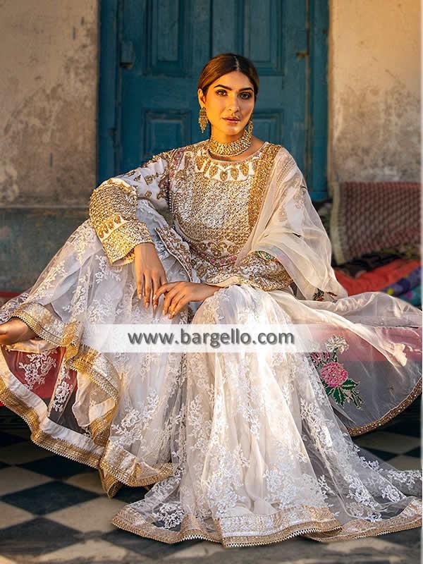 Designer Sharara Suits, Sharara Suits for Nikah, Sharara Suits Riyadh, فساتين زفاف الرياض السعودية, Sharara Suits Saudi Arabia