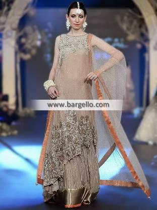 Elan Party Wear Sharara Collection Wedding Dresses UK USA Canada Australia Saudi Arabia Elan