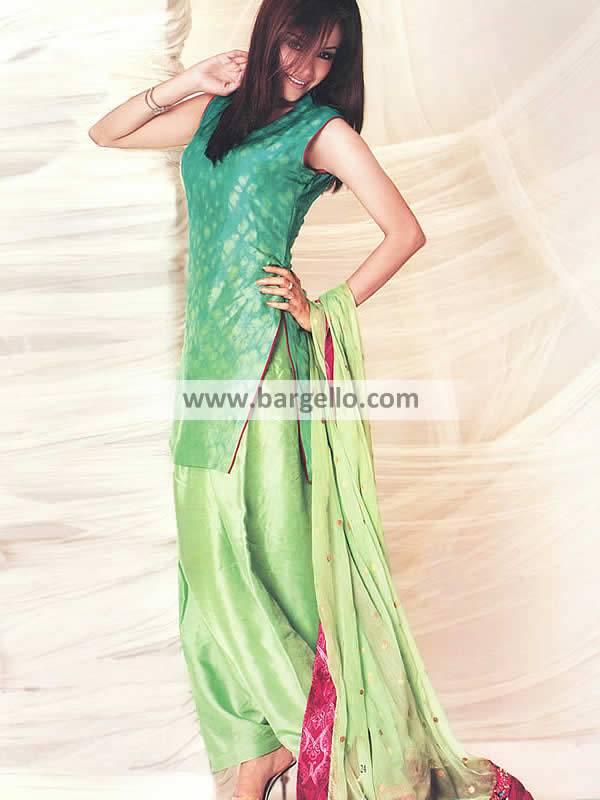 Pakistani Shalwar Kameez Women Shalwar Kameez Marble Dye Shirt