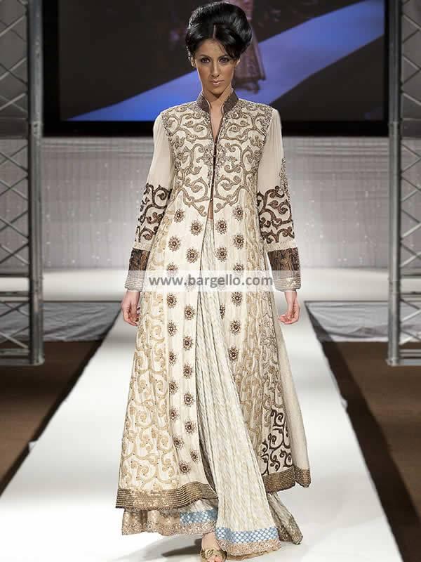 Indian Wedding Dresses Designs Maryland, Banarasi Flared Lehenga Dresses India