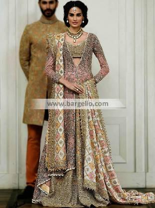 Pakistani Wedding Dresses Texas USA Faraz Manan Imperial Collection