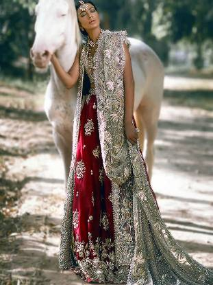 Elan Bridal Dresses Elan Bridal Sharara UK USA Canada Australia